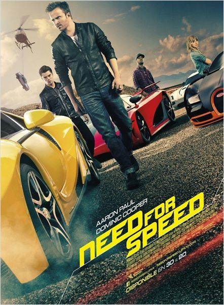 BA HD : Need for speed - Le film