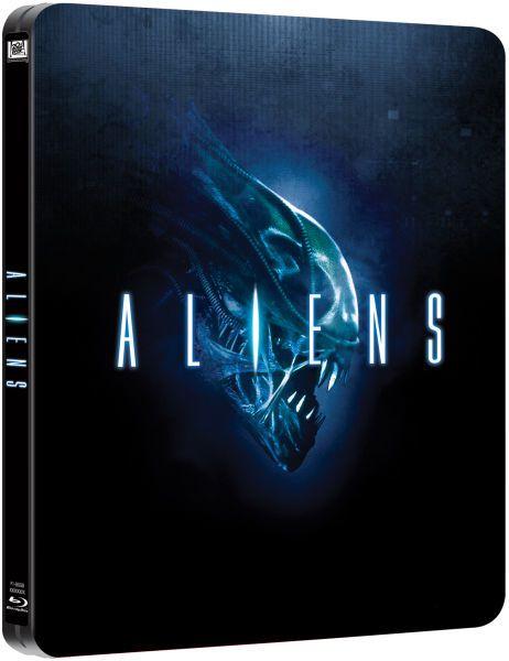 Alien 2 en blu-ray métal édition limitée