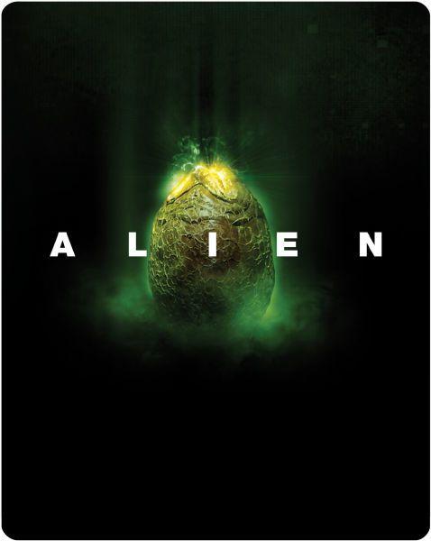 Alien 1 en blu-ray métal édition limitée