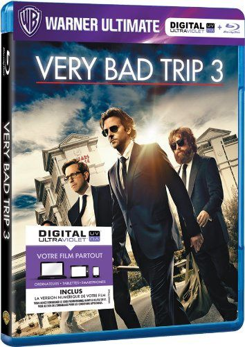 Very bad trip 3 en blu-ray/digital ultraviolet en France