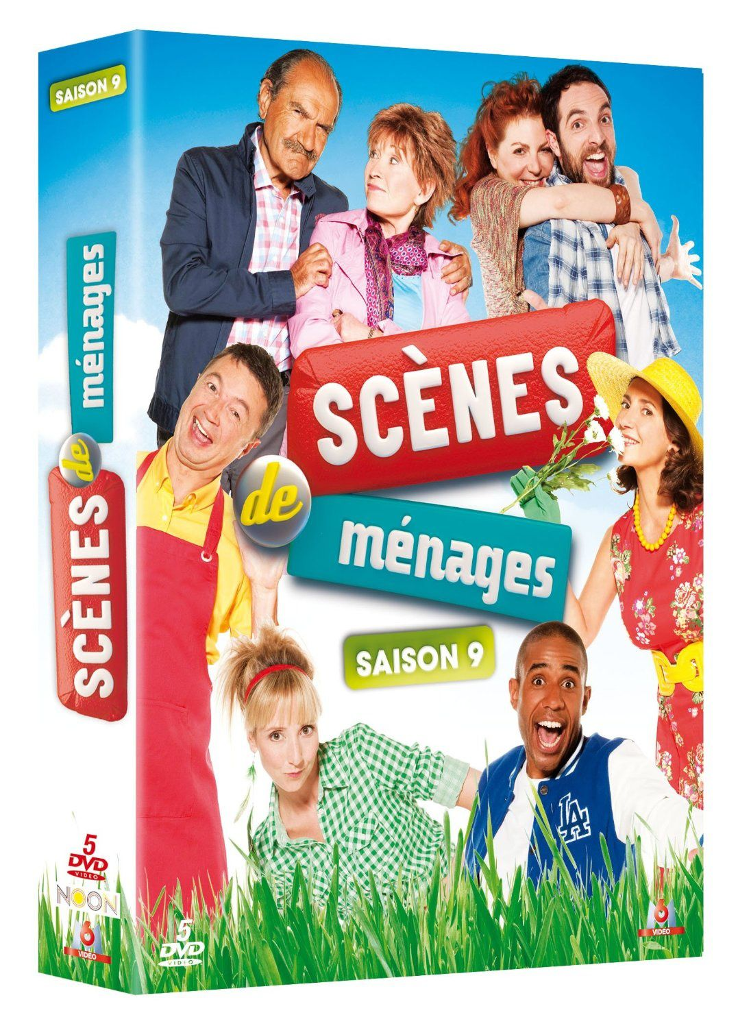 Scenes de ménages saison 9 en dvd