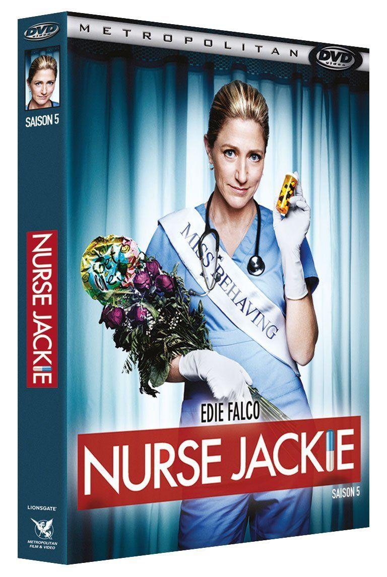 Nurse Jackie saison 4 et saison 5 en dvd/blu-ray