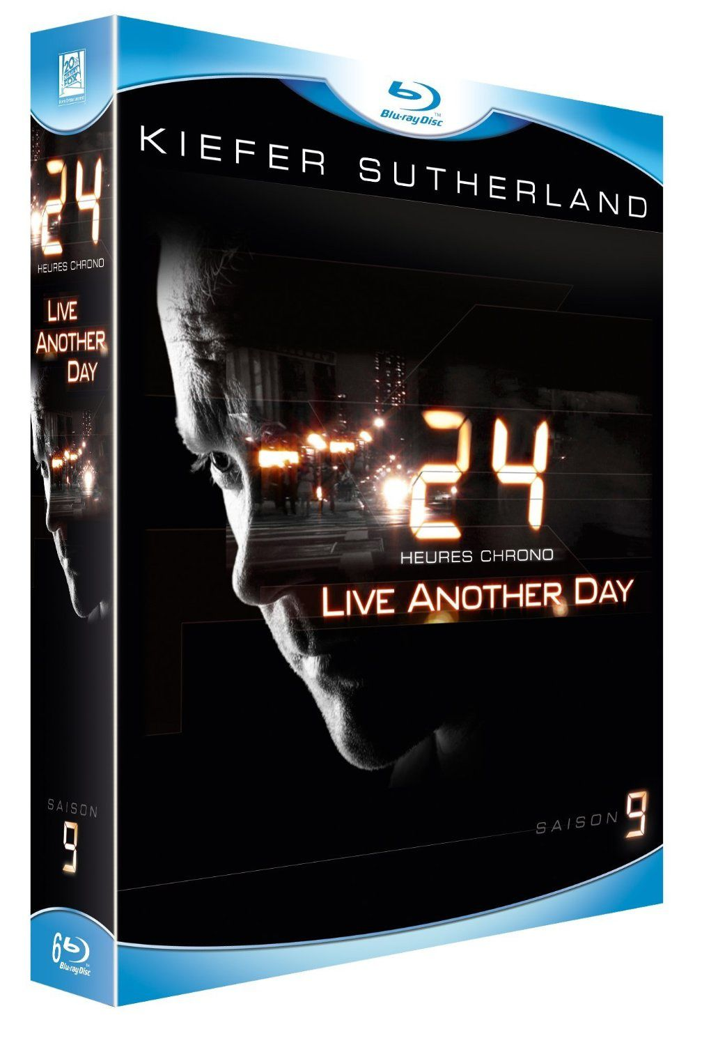 24 heures chrono saison 9 (live another day) en dvd/blu-ray