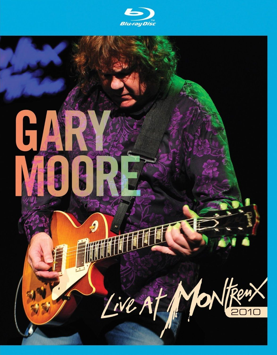 Gary Moore - Live at Montreux 2010 en blu-ray à 9€ only !