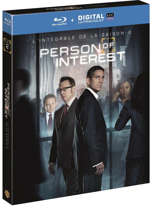 Person of interest saison 2 en dvd/blu-ray/digital ultraviolet