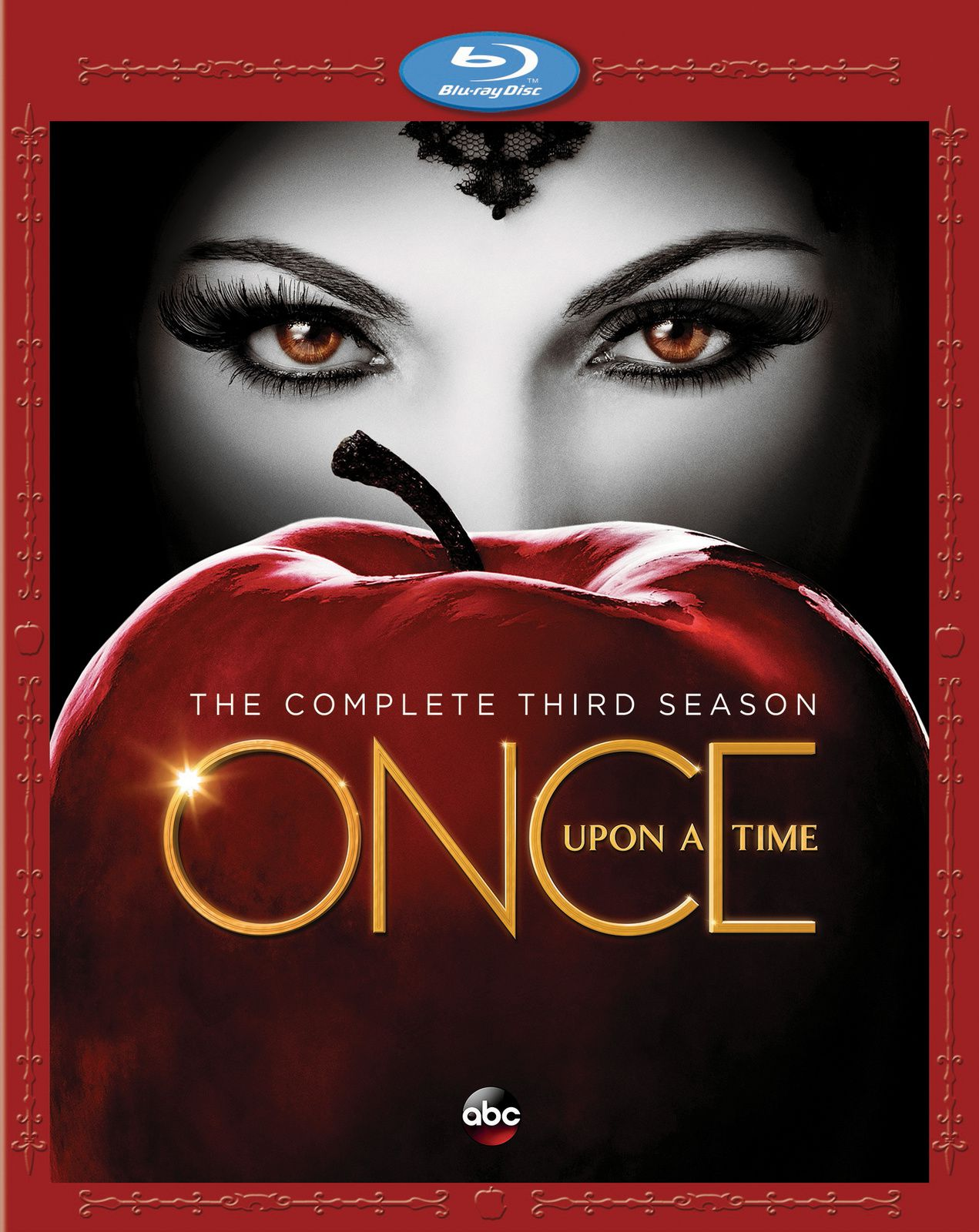 Once upon a time saison 3 en dvd/blu-ray