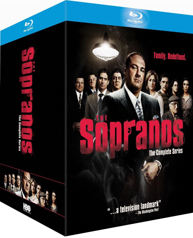 Les Sopranos, l'intégrale totale en blu-ray !