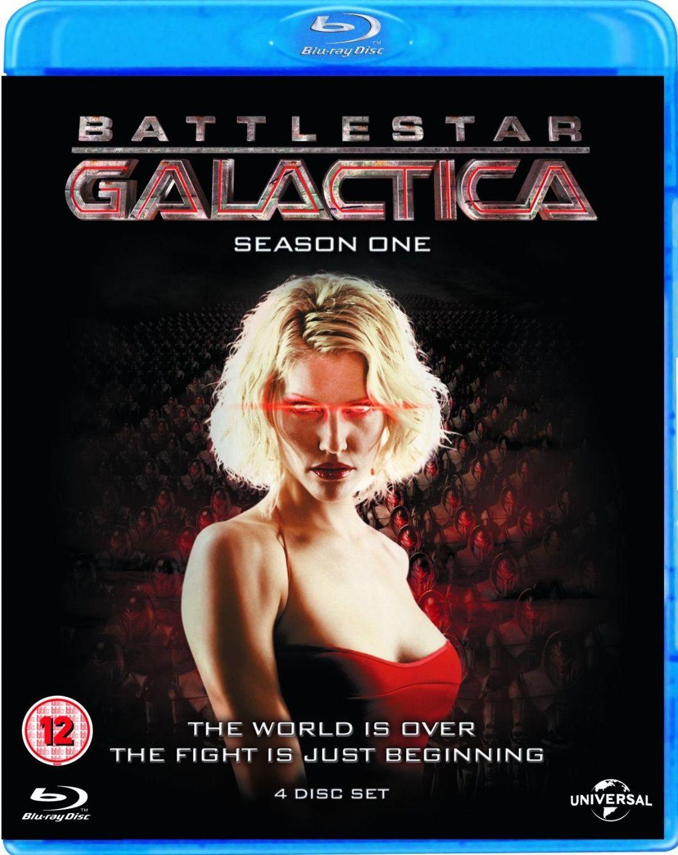 Battlestar galactica, l'intégrale totale en blu-ray à 56€ only !