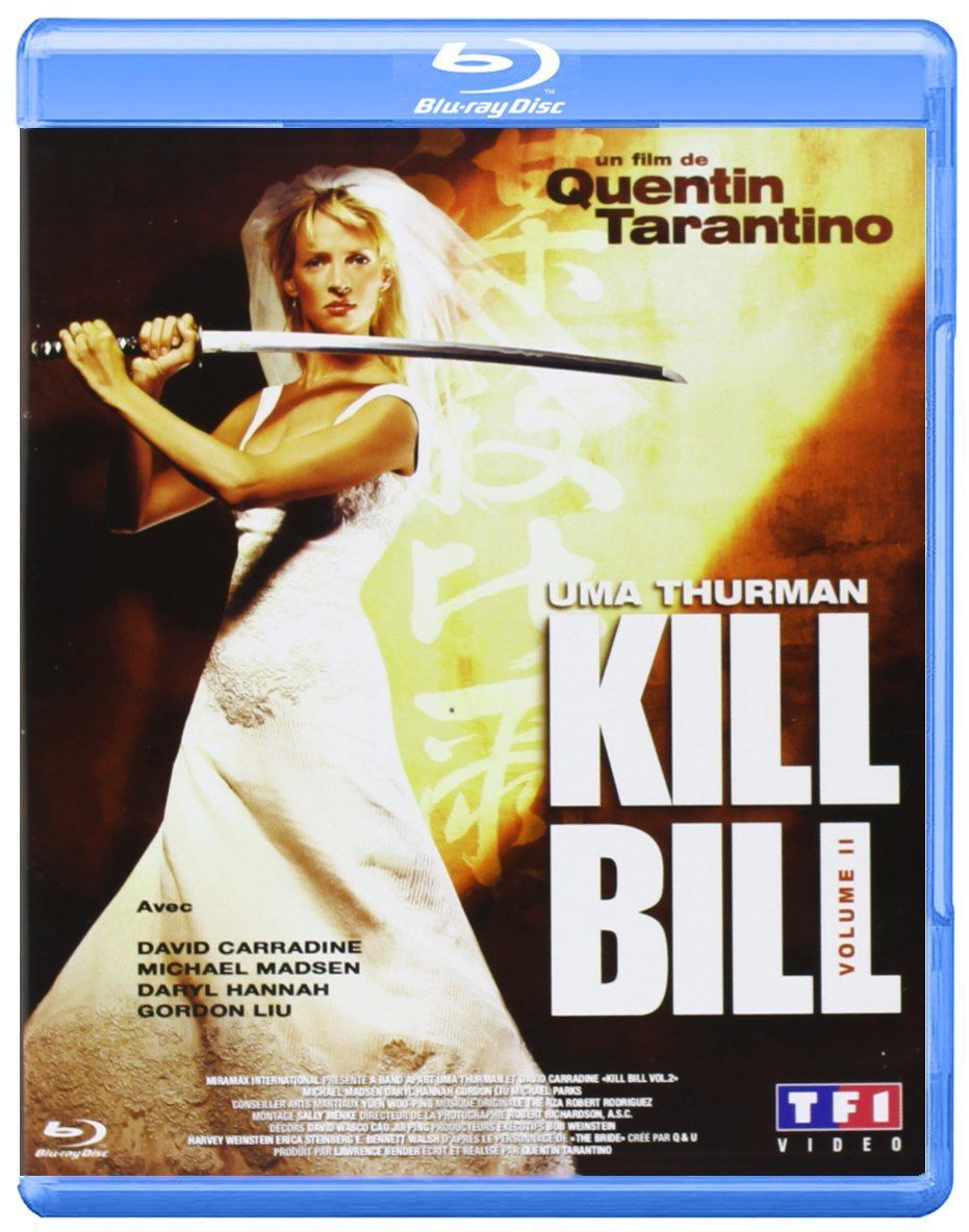 Tarantino annonce &quot&#x3B;Kill Bill : the whole bloody affair&quot&#x3B; : Kill Bill 1 et 2 enfin en un seul film !