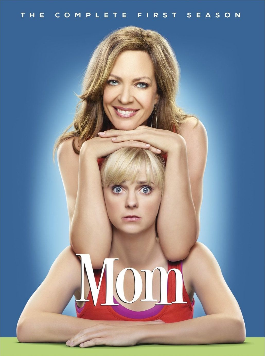 Mom saison 1 en dvd