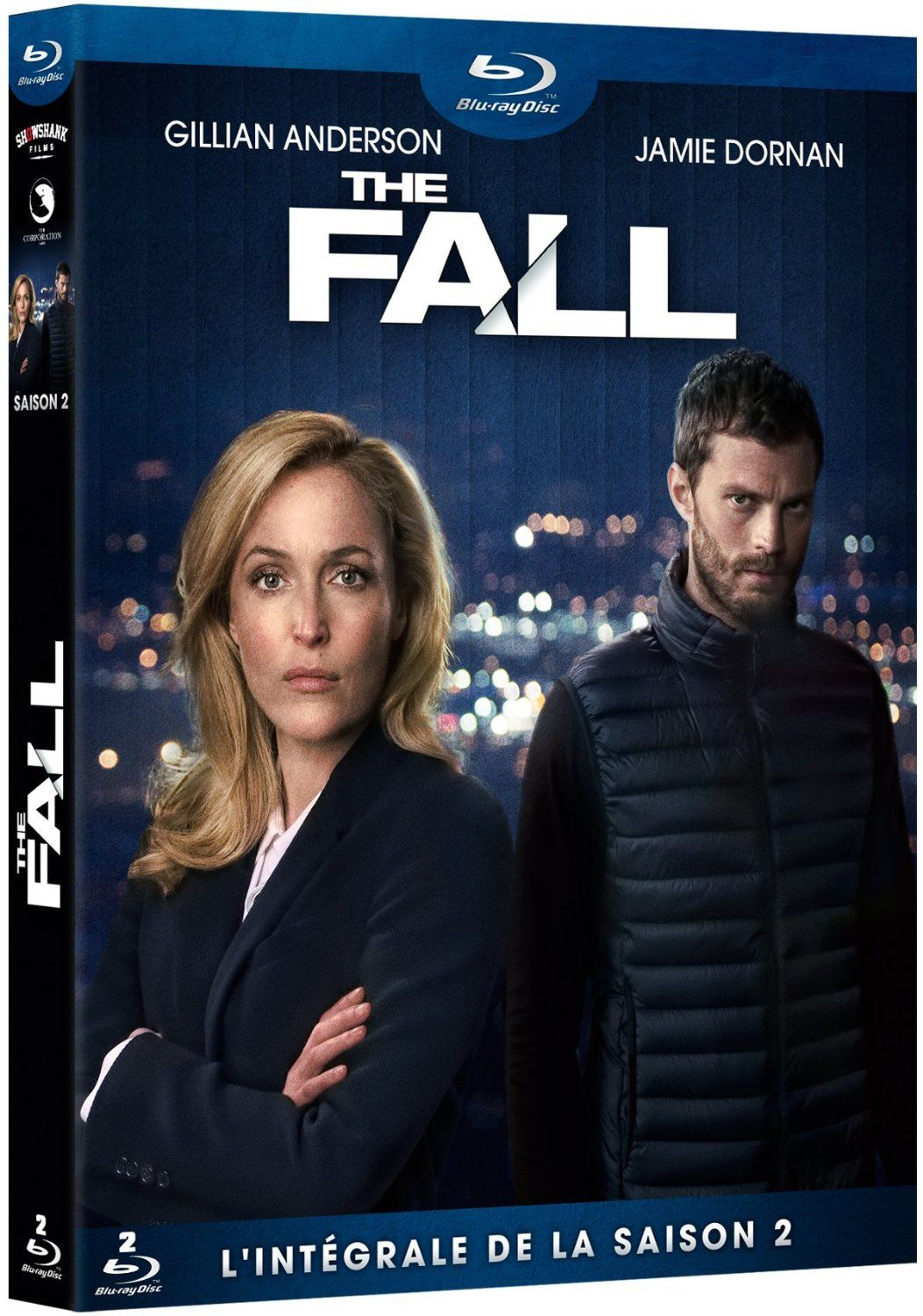 The fall saison 2 en dvd/blu-ray (avec Gillian Anderson)