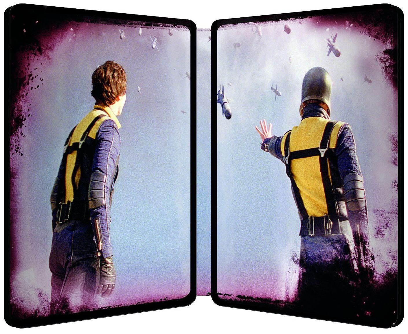 X-men, le commencement en blu-ray métal édition limitée