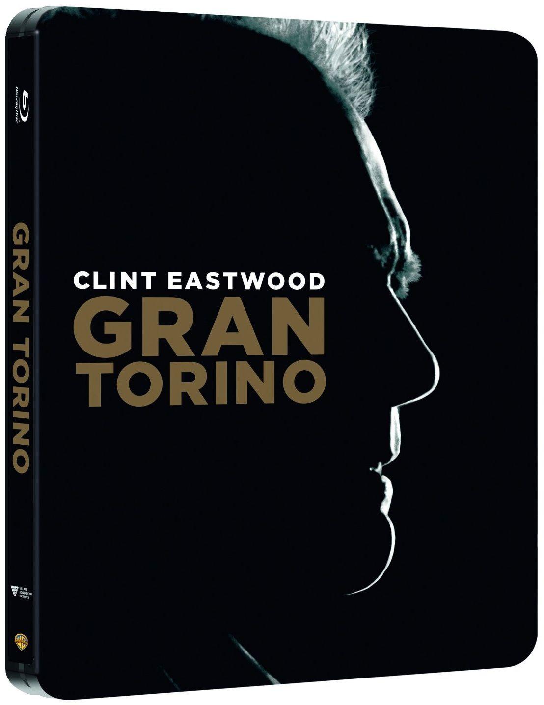 Gran Torino en blu-ray métal édition limitée