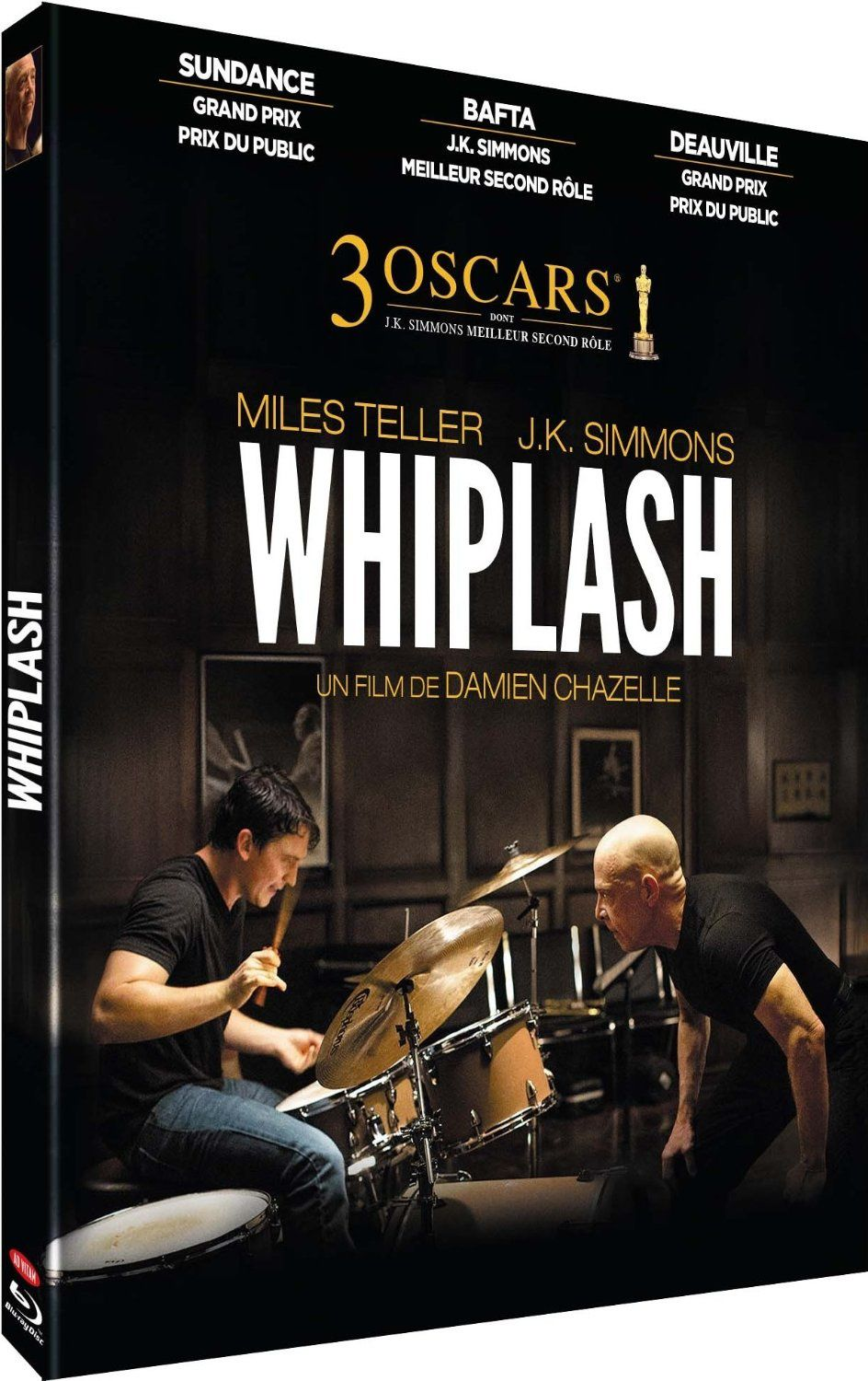 Whiplash en blu-ray