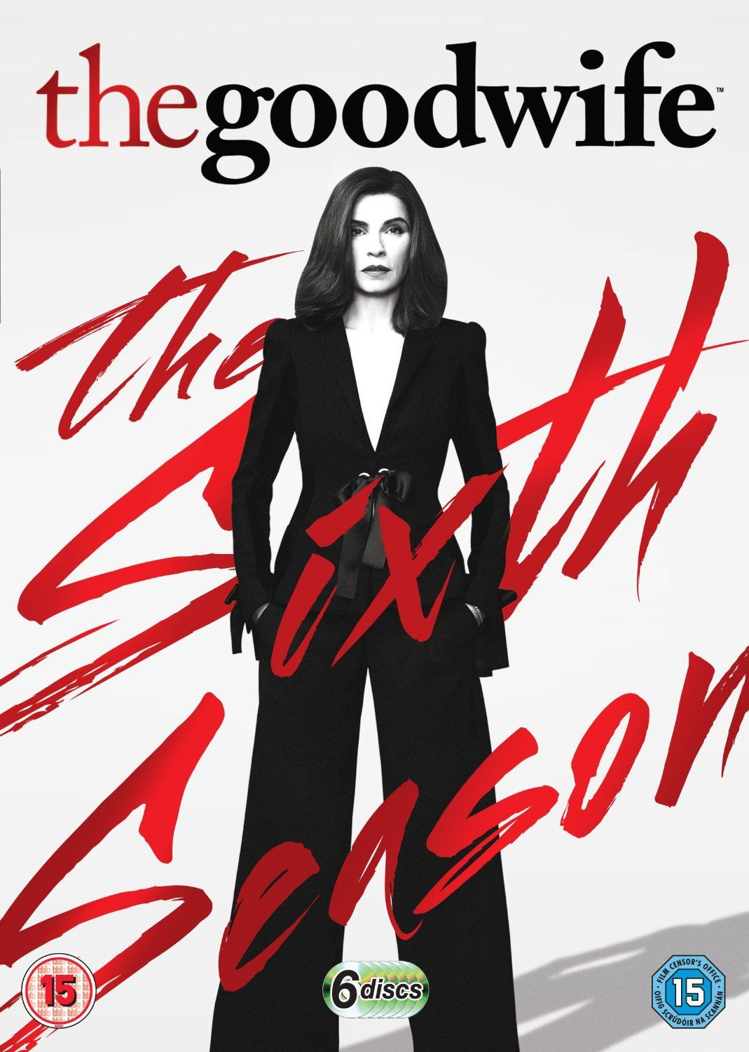 The good wife saison 6 en dvd