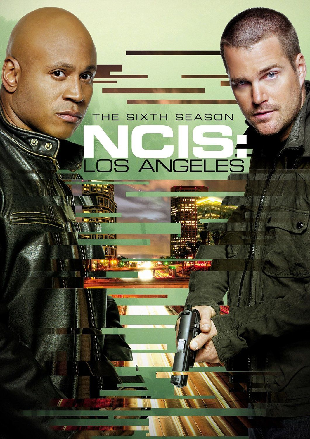 NCIS Los Angeles saison 6 en dvd