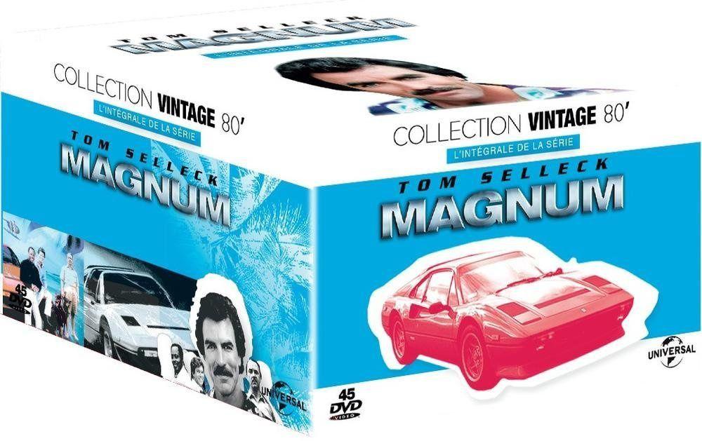 Magnum, l'intégrale totale en dvd à 39€ only !