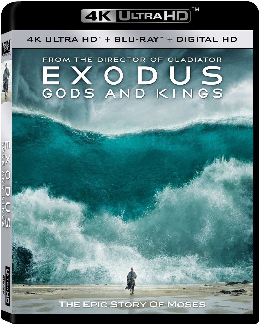 Exodus en blu-ray ultra hd
