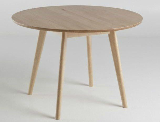 Table Ronde Scandinave Ikea