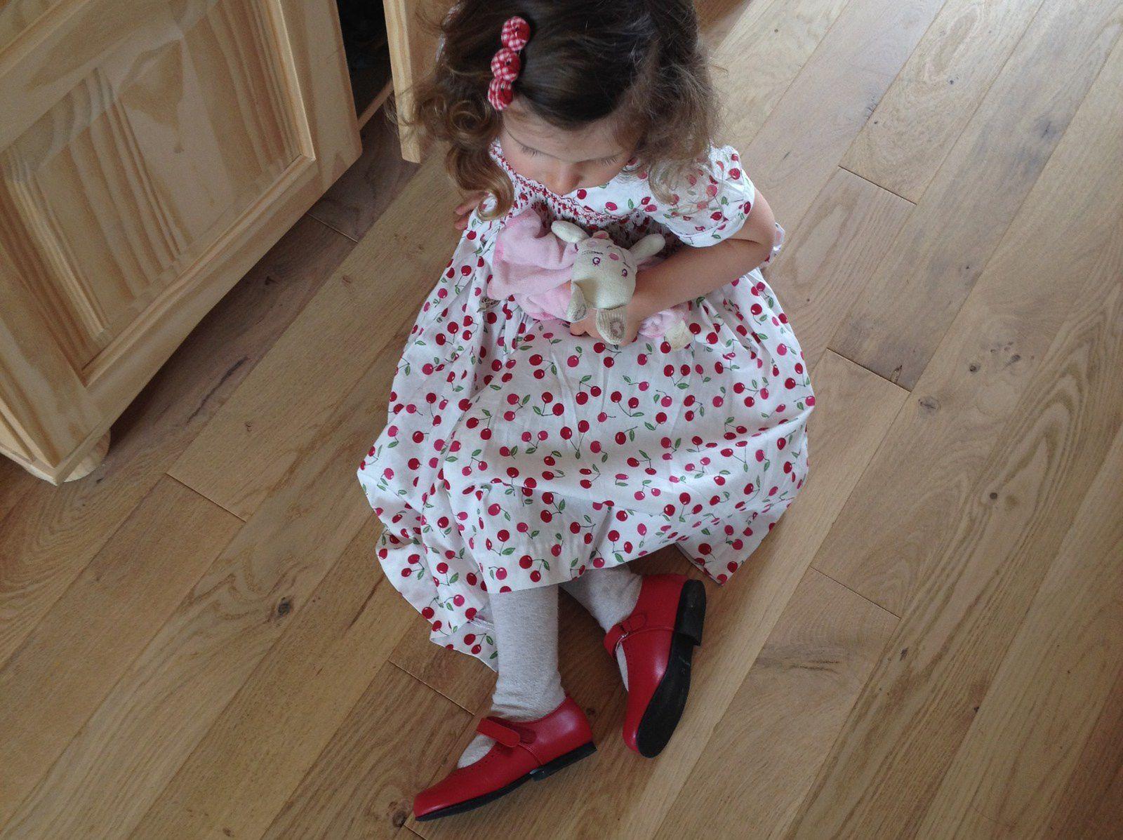DPAM Du Pareil au Même chaussures Babies Sonie 46€
