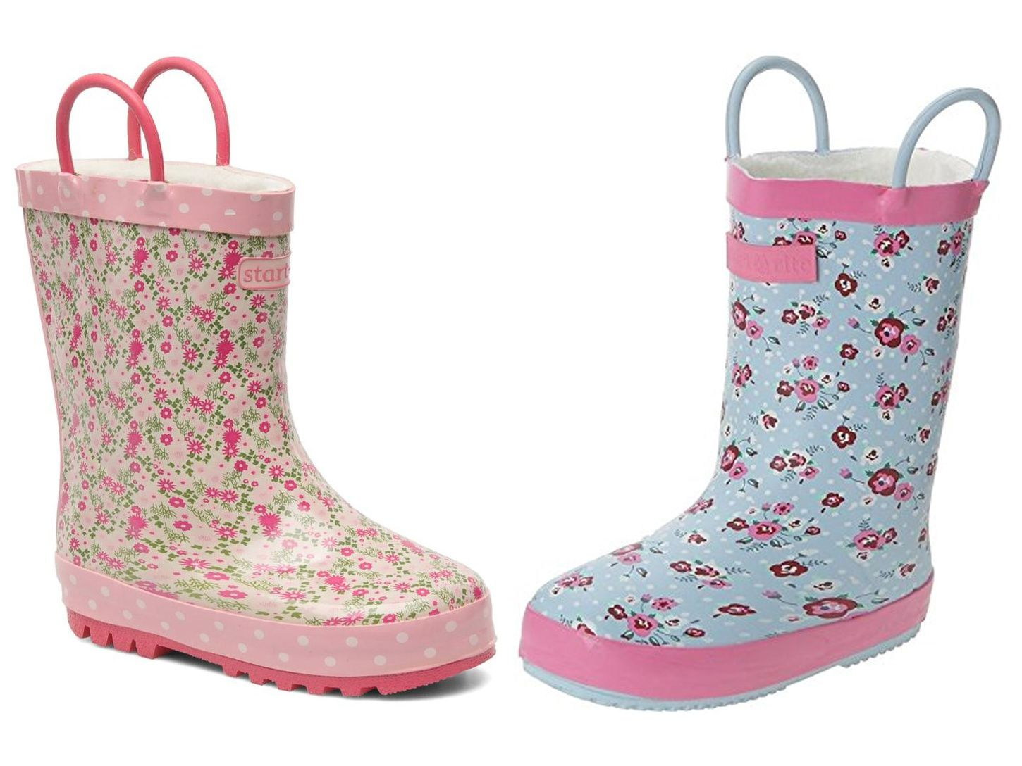 ma s lection bottes de pluie enfant fille liberty gar on ray marine start rite be only. Black Bedroom Furniture Sets. Home Design Ideas