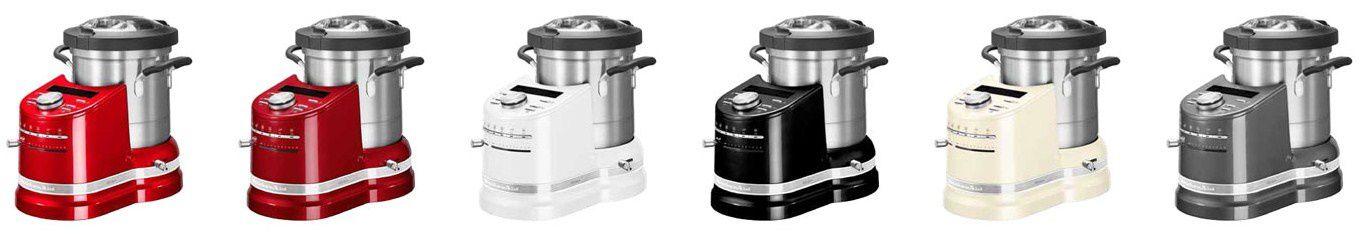 Kitchenaid cook processor artisan nouveau robot cuiseur 7 couleurs bordeaux - Nouveau robot cuiseur ...