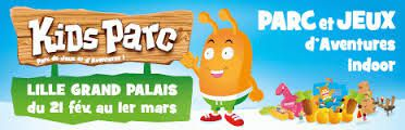 Activité enfants à Lille Kids parc, jeux gonflables vacances du 21 février au 1 mars 2015