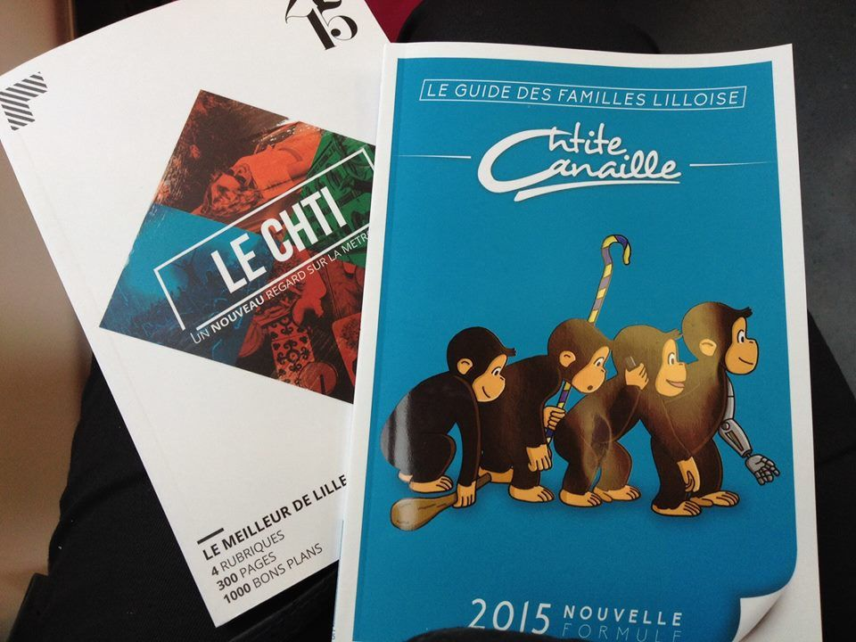 Chtite Canaille, Le CHTI 2015