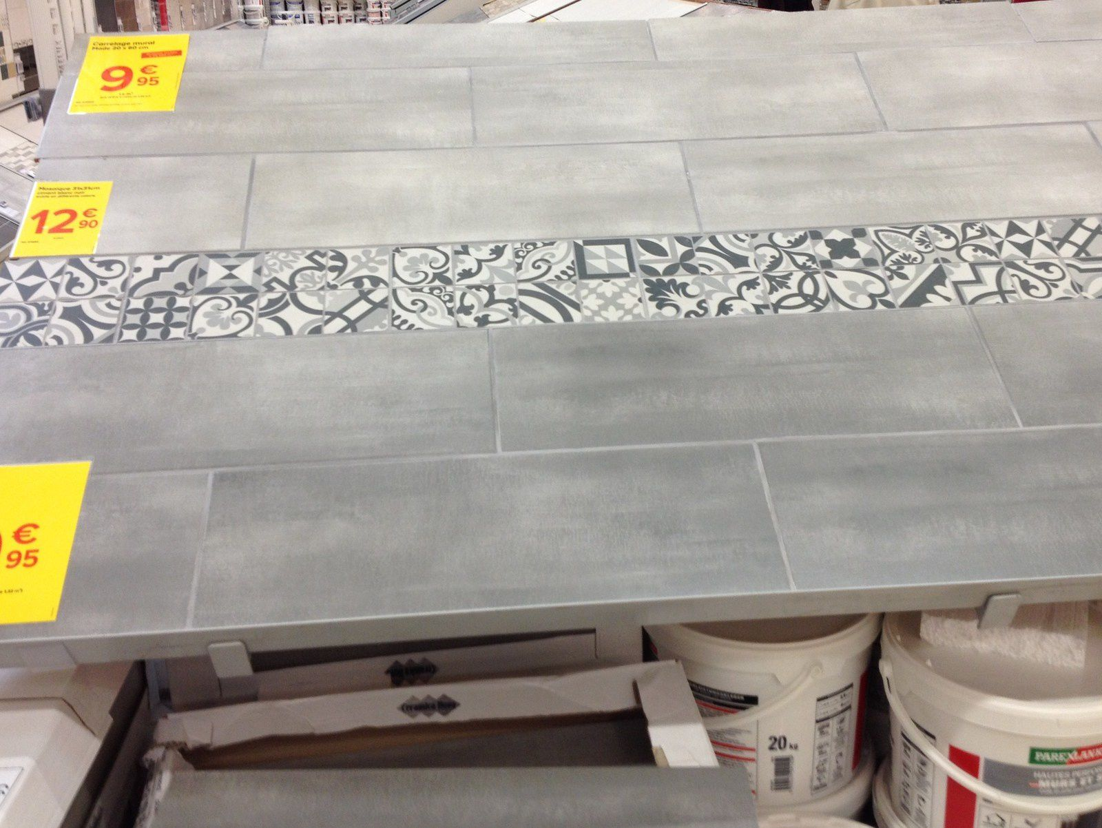 Carrelage carreaux de ciment pas cher for Carreaux faience