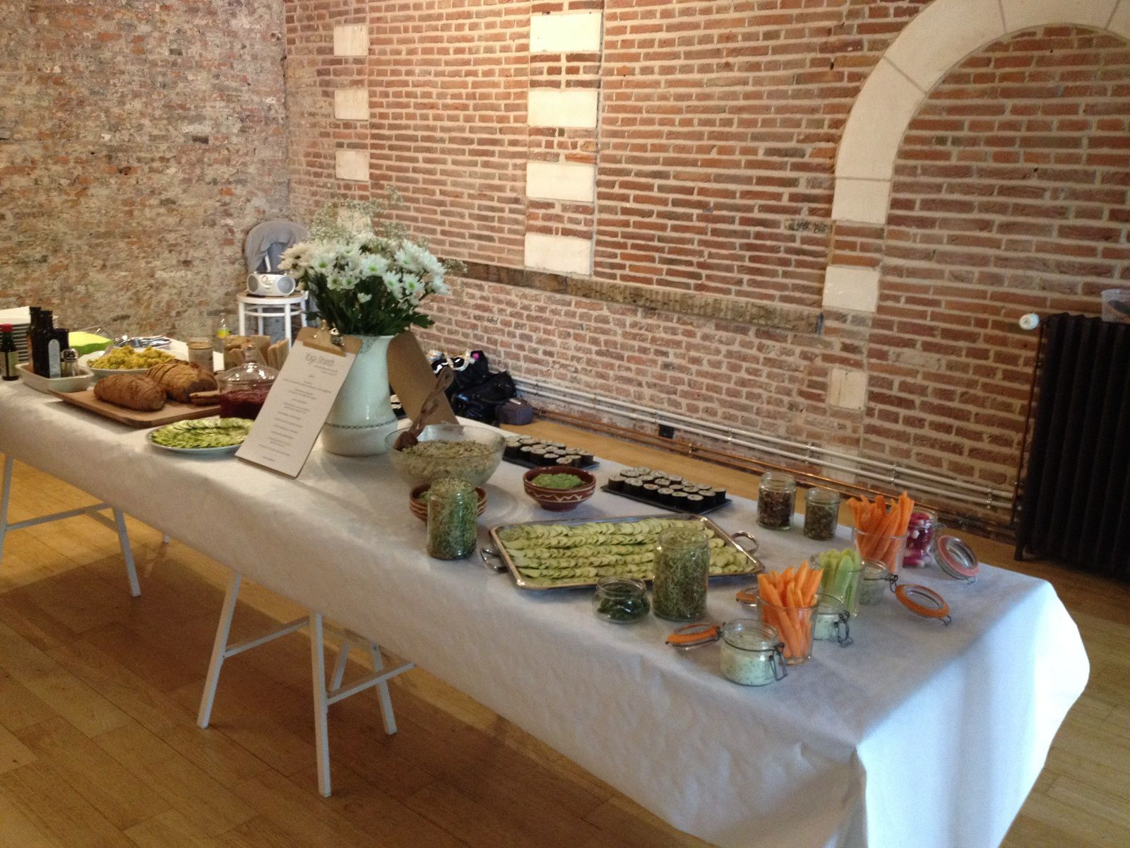 Yoga brunch Centre YogaLite Lille