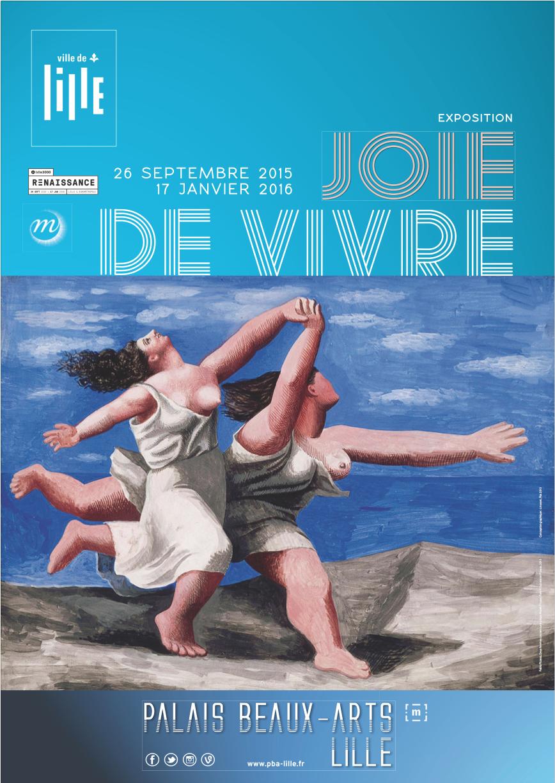 Musée enfants : expo Joie de Vivre Palais des Beaux arts de Lille #Lille3000 #expojoiedevivre
