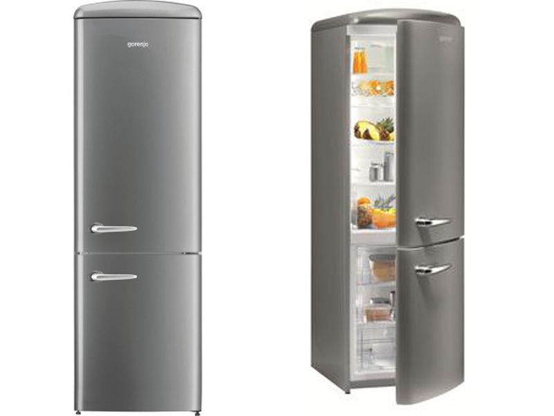 d co frigo gorenje creme 09 nantes frigo congelateur. Black Bedroom Furniture Sets. Home Design Ideas