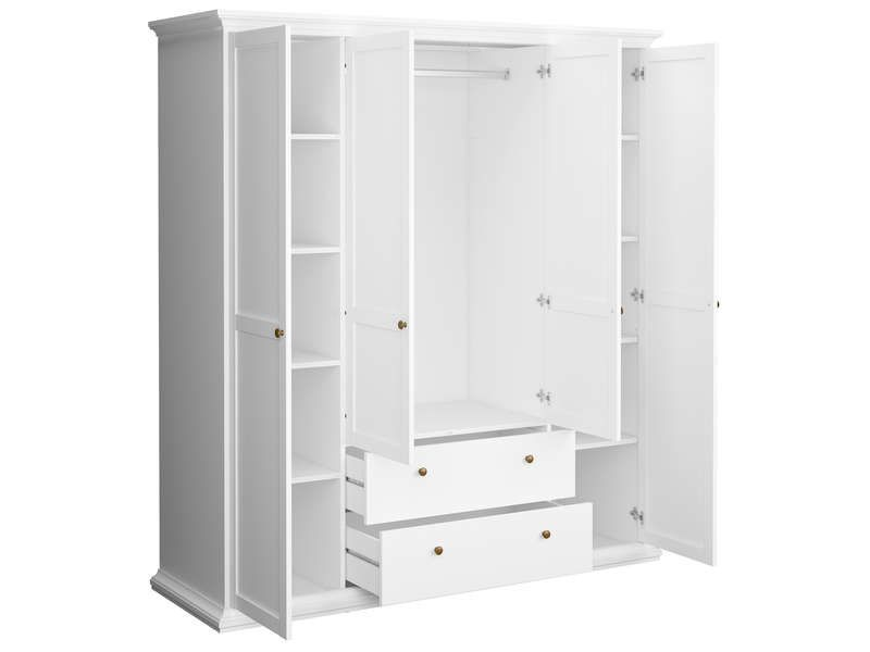 Armoire perfect conforama beautiful armoire bb conforama for Armoire a balai conforama