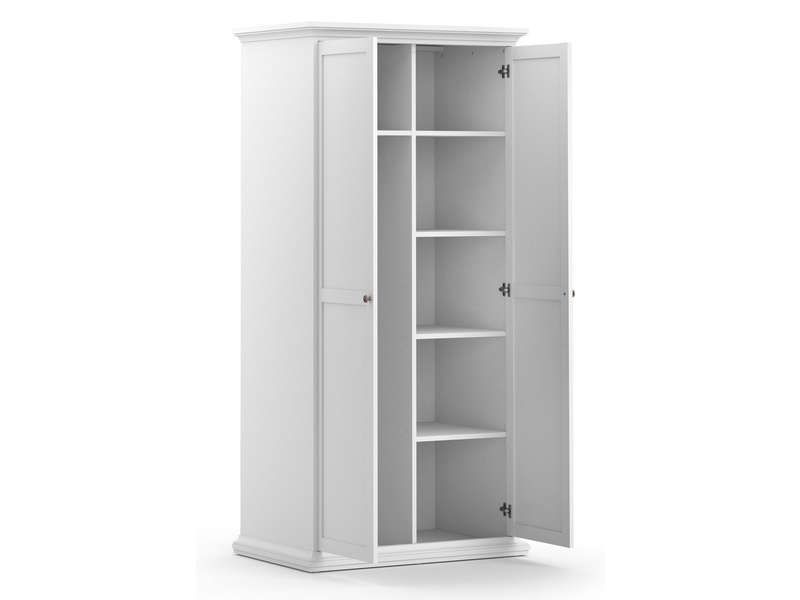 Great armoire conforama harlington paris armoire conforama for Meuble penderie porte coulissante