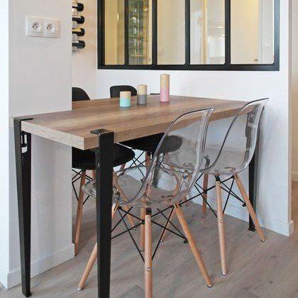chaises d pareill es scandinave eames dsw fauteuil chaise rembourr e thonet 18 fashion maman. Black Bedroom Furniture Sets. Home Design Ideas
