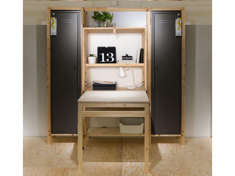 Sélection petit bureau en bois massif fashion maman