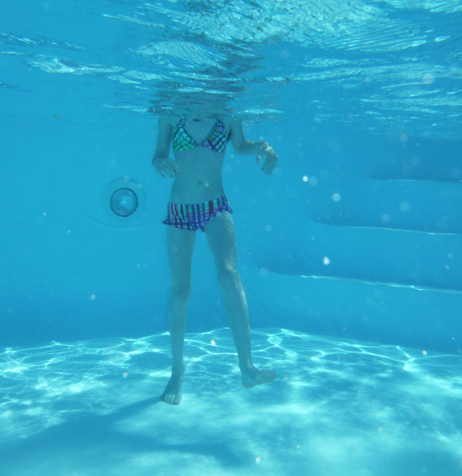 Silhouette aquatiques