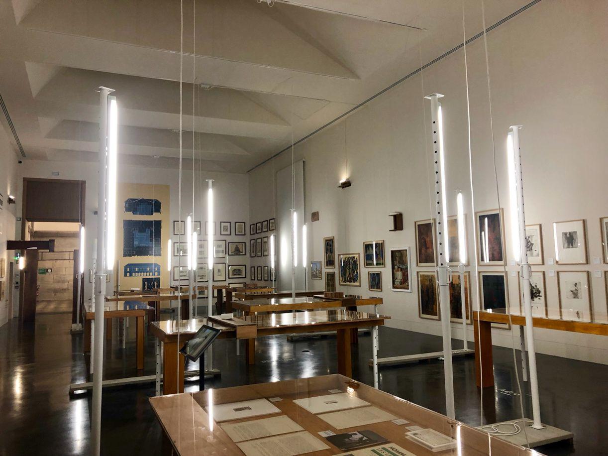 Le Musée de Besançon.