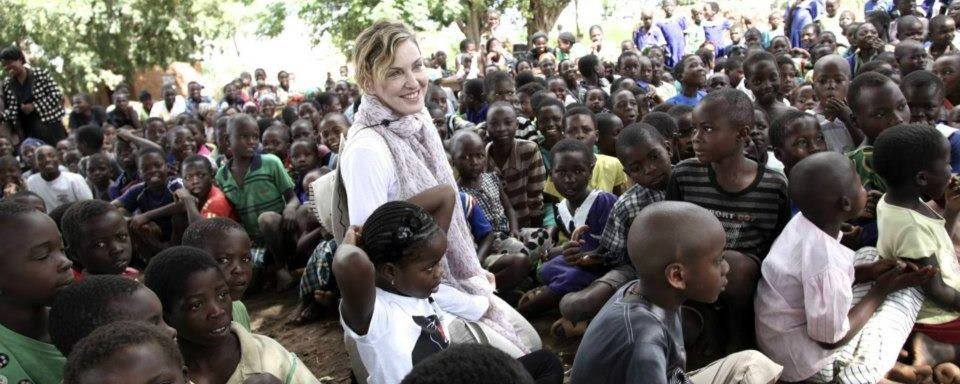 Malawi Gouvernment Blocking Madonna's Charity