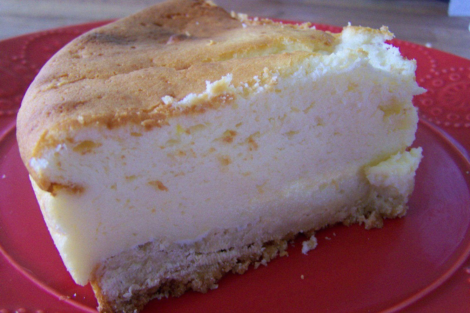 Cheesecake: une version !
