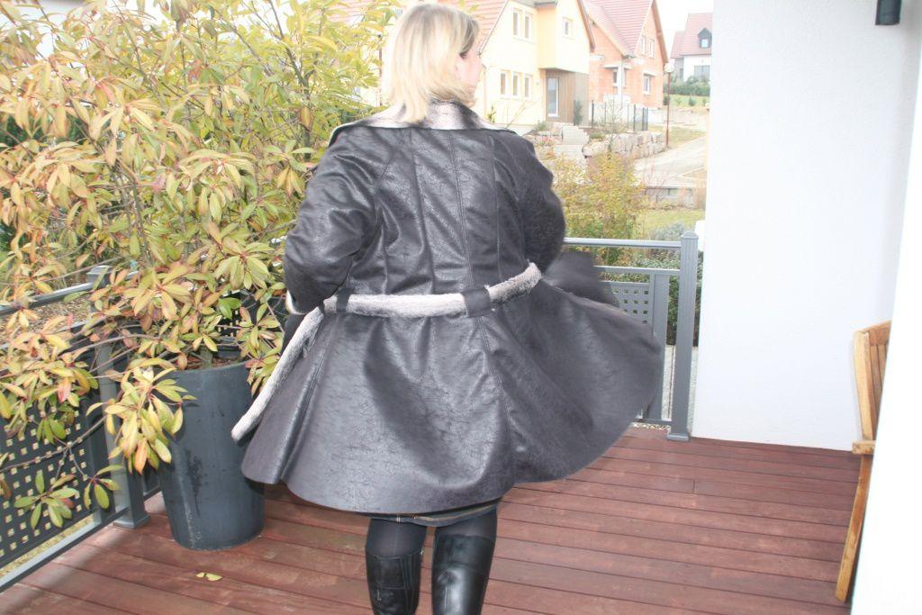 Le manteau de l'hiver