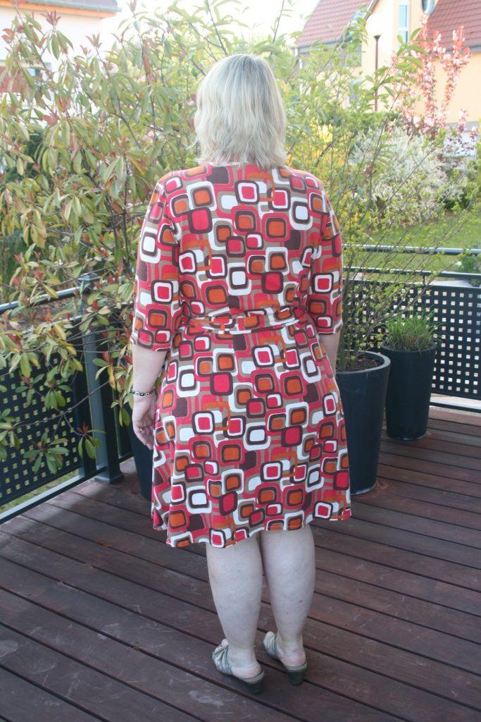 Robe en jersey 2: Elisa Maison Victor