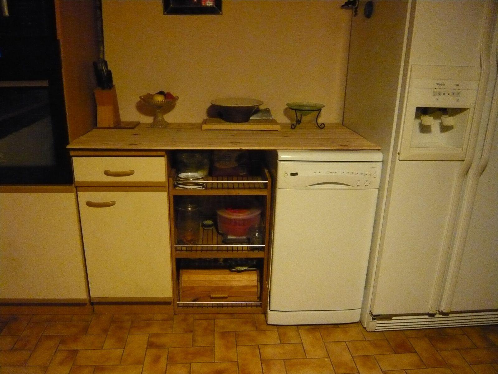 Casser renover changer pourquoi pas recycler le for Cuisine fait maison