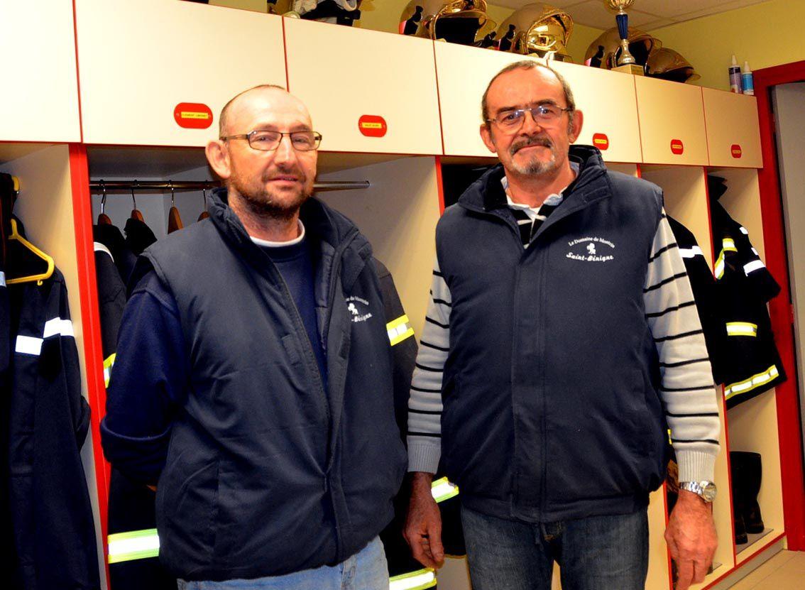 L'amicale des sapeurs-pompiers : c'est le porte-monnaie du CPINI