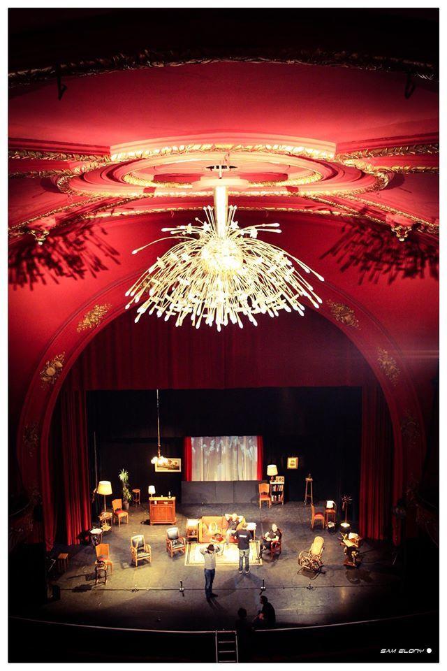 Theatre Sébastopol de Lille.