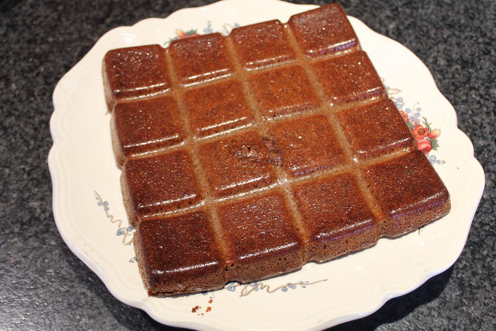 Gâteau Adeline.