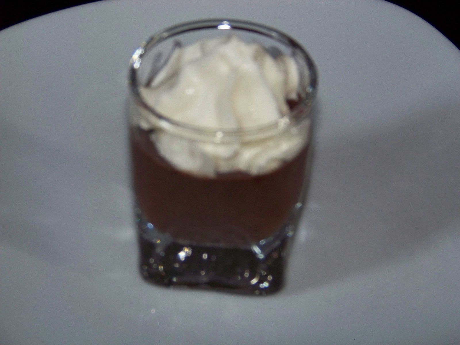 Chocolat liégeois.