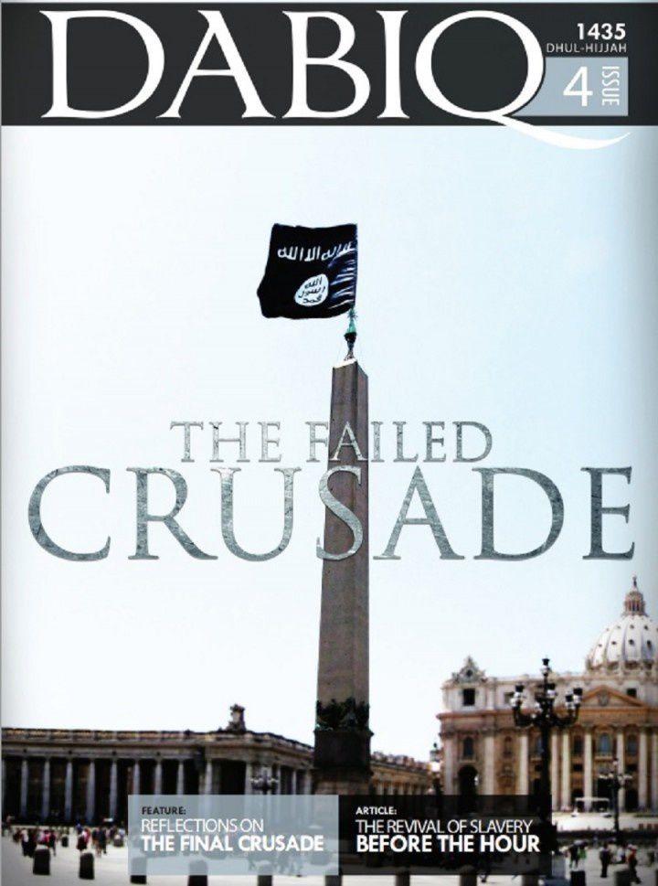 Vers une guerre de religion, infos du 11 au 20 octobre 2014