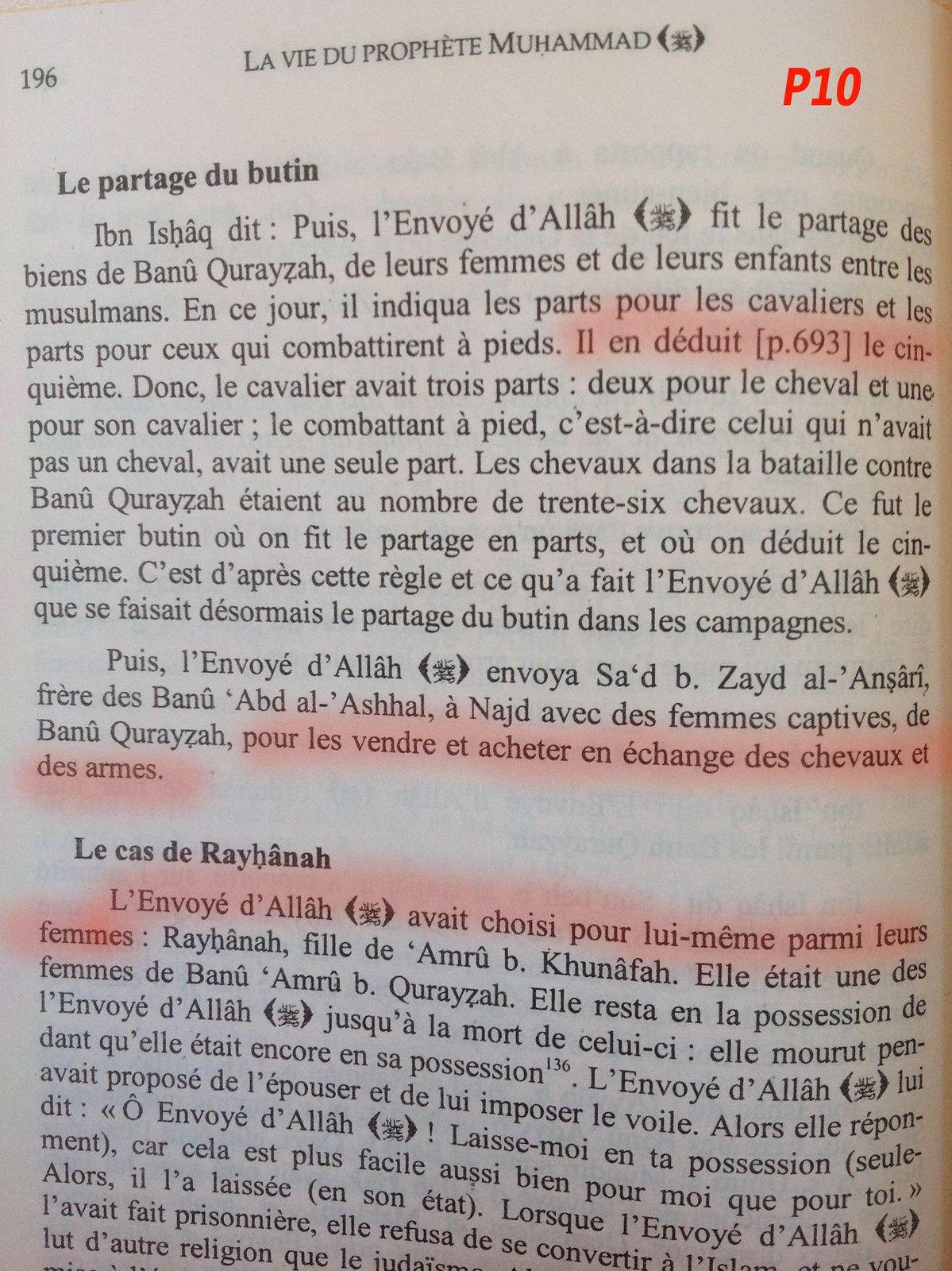 explication hadith la mère 3 fois