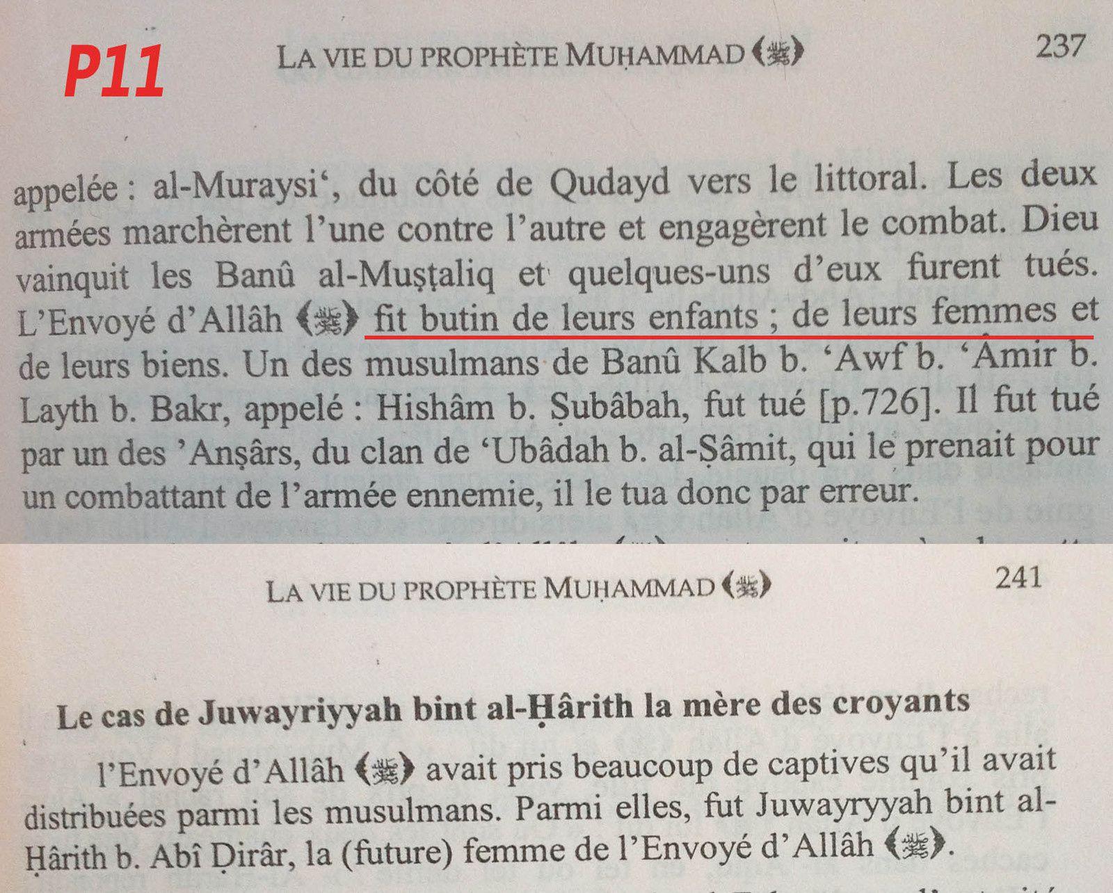 khadija femme de mahomet